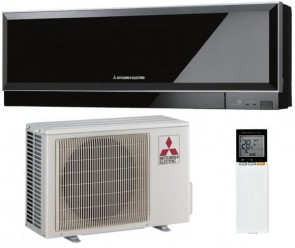 Mitsubishi Electric MSZ-EF25VEB/MUZ-EF25VE Black