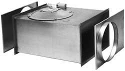 Канальный вентилятор RK 600х350 E3