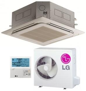 Кассетный кондиционер LG UT30/UU30
