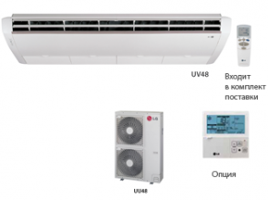 Потолочный кондиционер LG UV60/UU60